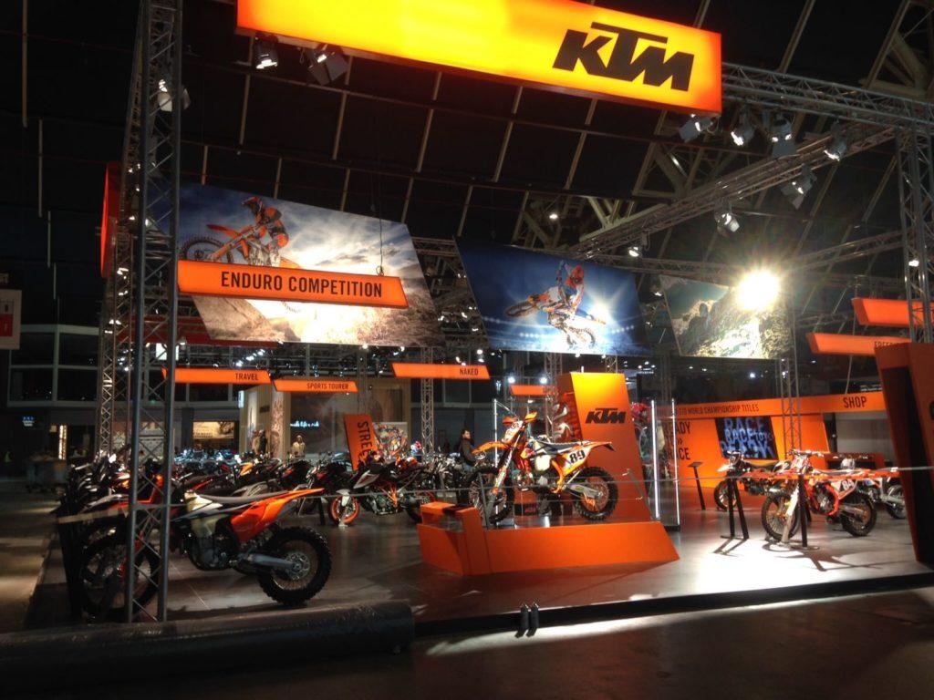 Gutscheincode: messe2021. 10% Nachlass auf KTM Powerwear, Powerparts, Zubehör und Bekleidung. Messe-Rabat auch ohne Messe