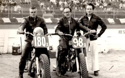 K&N: Ken Johnson und Norm McDonald 1952