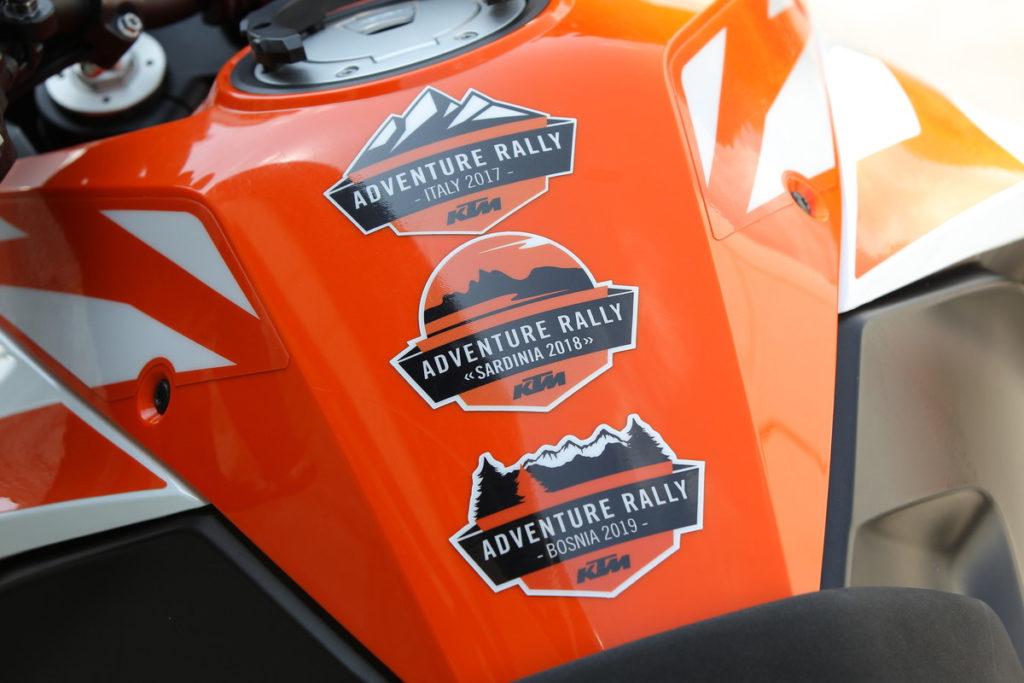 """200 KTM-Fans nehmen an diesem exklusiven KTM-Community Event """"KTM Adventure Rally 2021"""" teil"""