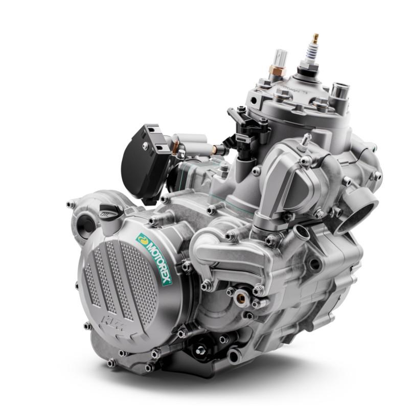SX Zweitaktmotor
