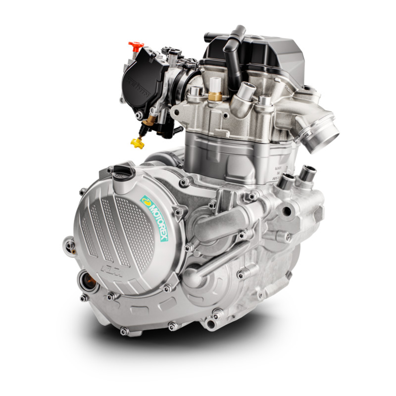 KTM SX Viertakt Motor