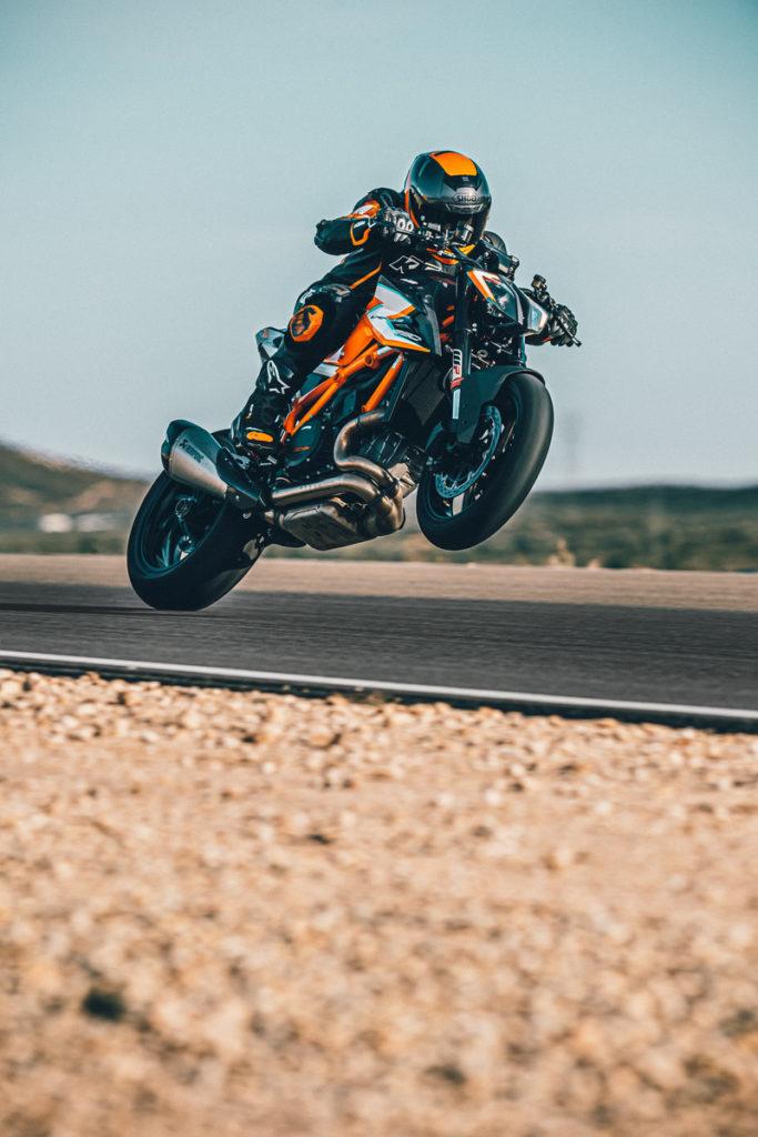 Die KTM Nakes Bike Range Duke & Super Duke