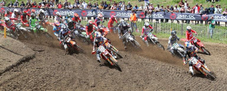 Herlings und Vialle gewinnen in Frankreich für das letzte Shakedown-Rennen vor dem MXGP 2021