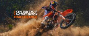 KTM 350 EXC-F 2022 Factory Edition