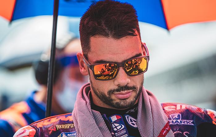 Miguel Oliveira nutzte das Super Moto Training, um seine derzeitige Form zu erreichen