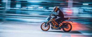 KTM 125 DUKE - Action - Cover