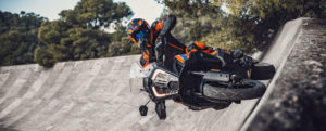 Die KTM 1290 Advnture S - Das High-Performance-Adventure-Bike