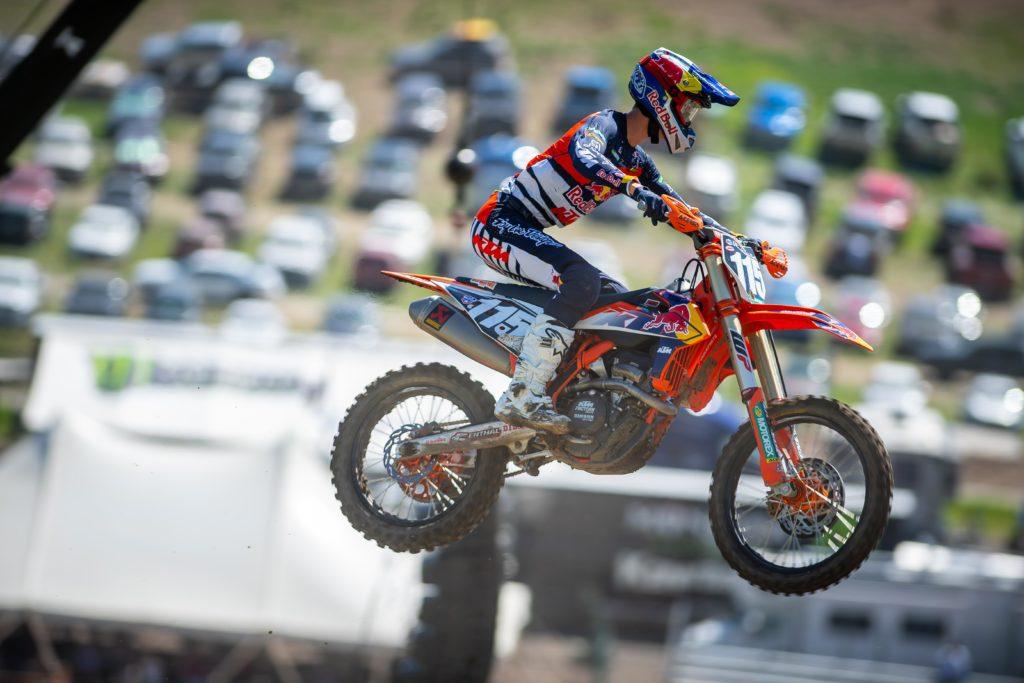 Mit Platz 18 belegt Maximus Vohland den 15 Platz in der Gesamtwertung