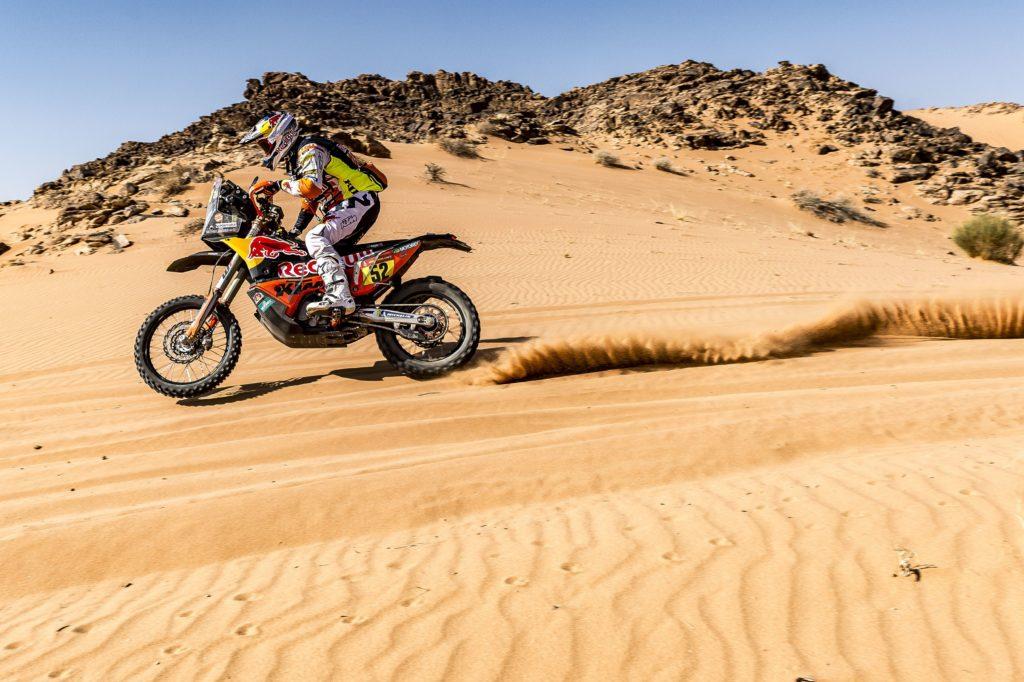 Matthias Walkner - Red Bull KTM Factory Racing - 2021 Dakar Rally Etappe acht