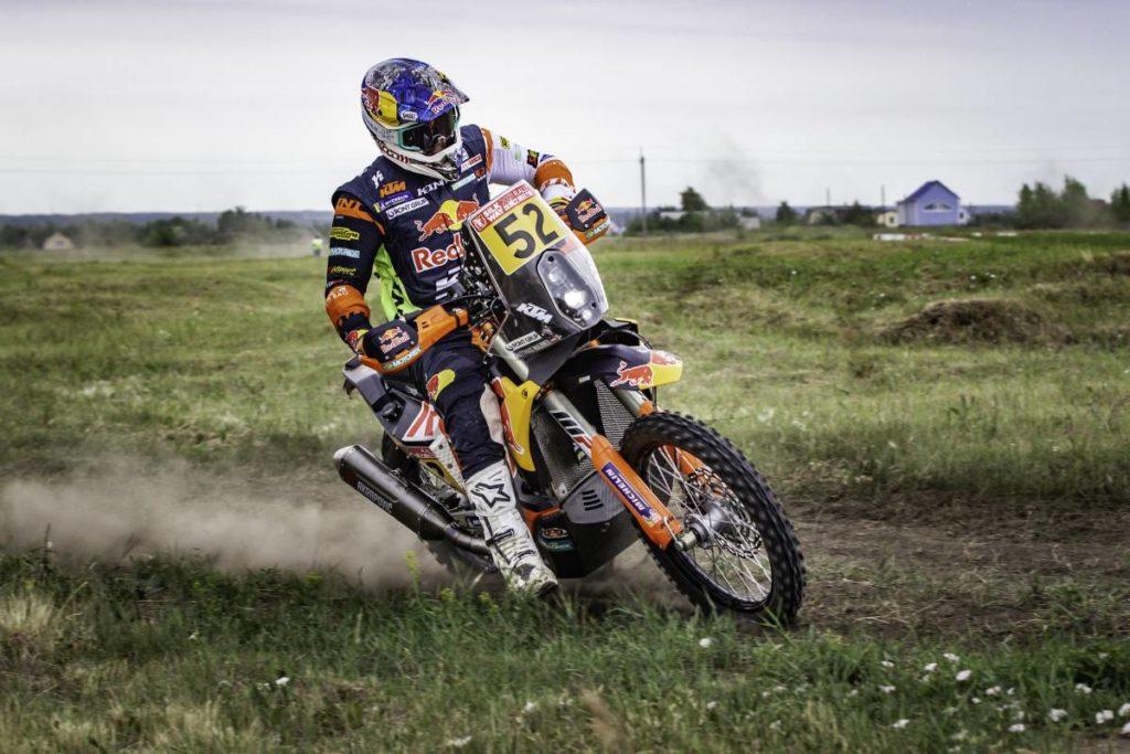 Matthias Walkner - Red Bull KTM Factory Racing - 2021 Silk Way Rally