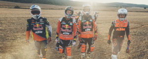 Red Bull KTM Factory Racing - Andalucia Rally