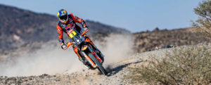 Toby Price - Red Bull KTM Factory Racing - 2021 Dakar Rally Etappe vier - Cover