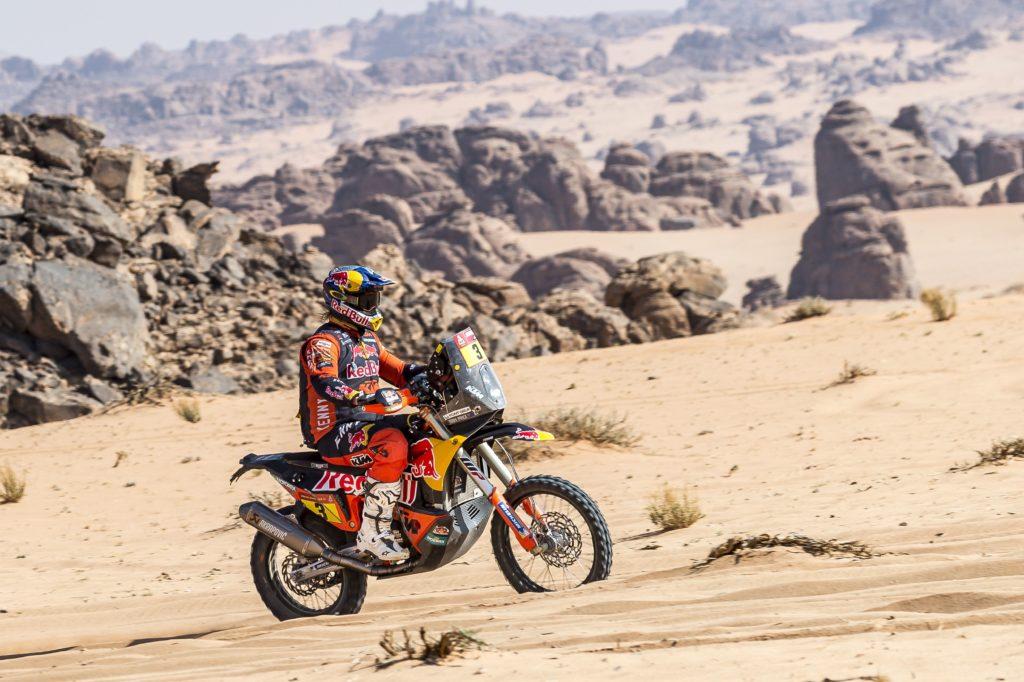 Toby Price - Red Bull KTM Factory Racing - 2021 Dakar Rally Etappe acht