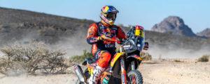 Toby Price - Red Bull KTM Factory Racing - 2021 Dakar Rally