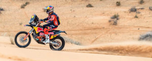 Toby Price - Red Bull KTM Factory Racing - 2021 Dakar Rally Etappe sieben - Cover