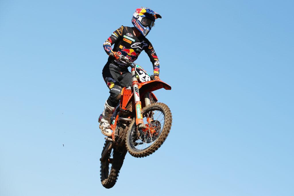 Tom Vialle gewinnt in Frankreich die MX2 Klasse