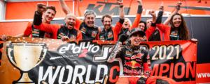 Josep Garcia wird FIM Enduro2 Weltmeister