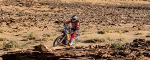 Toby Price Dakar 2021 Etappe 3